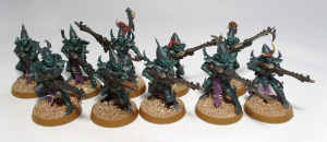 Dark Eldar Kabalite Warriors - click to enlarge