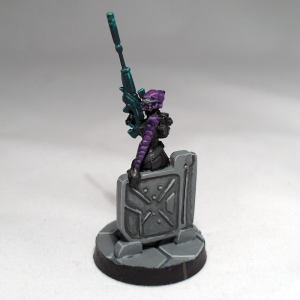 Aleph Posthuman Mk2 Sniper - click to enlarge