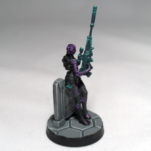 Aleph Posthuman Mk2 Sniper - click to enlarge
