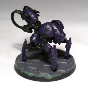 Aleph Rebot with HMG (work in progress) - click to enlarge