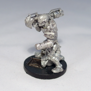 Magister Knight with Missile Launcher (work in progress) - click to enlarge