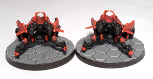 Bulleteer Armbots - click to enlarge
