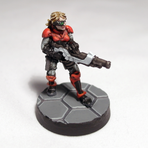 Fusilier Forward Observer (conversion) - click to enlarge