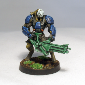 Chaksa Auxiliar with Heavy Machinegun - click to enlarge