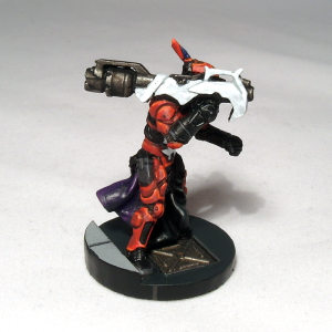 Magister Knight with Missile Laucher - click to enlarge