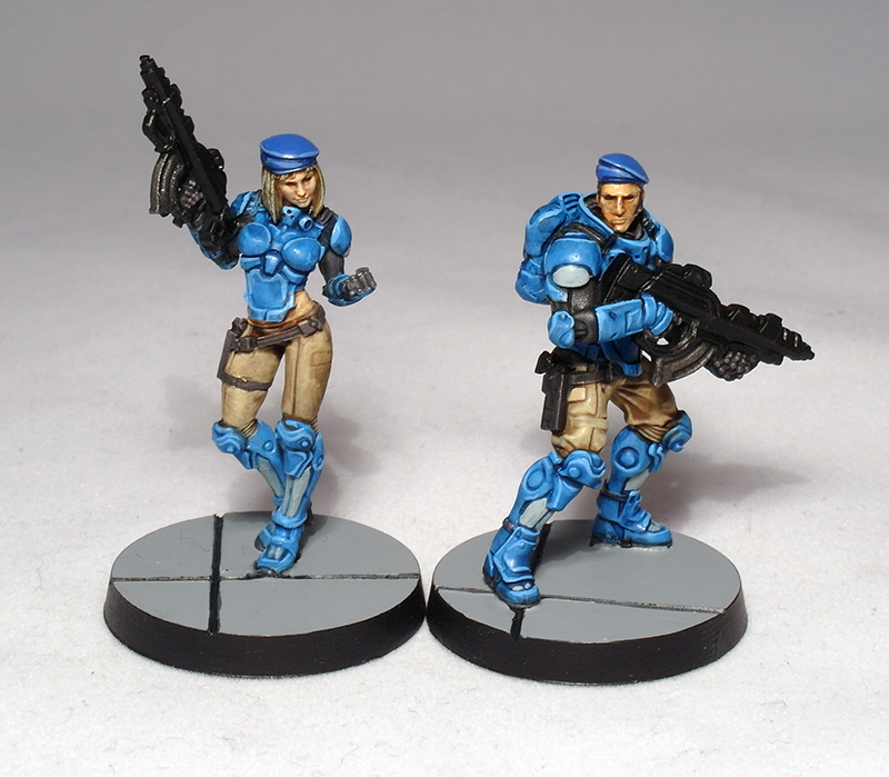 Commission Fusiliers - click to enlarge