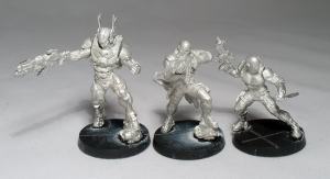 Mobile Brigada, Grenz Sniper, Spektr (work in progress) - click to enlarge