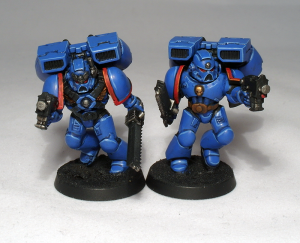 Commission Ultramarines - click to enlarge