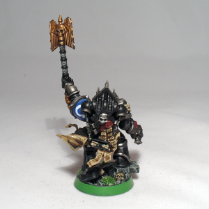 Ultramarines Chaplain - click to enlarge