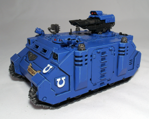 Ultramarines Razorback - click to enlarge
