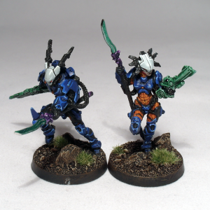 Ectros and Neema Saatar on new bases - click to enlarge
