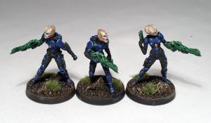 Kamael Light Infantry on new bases - click to enlarge