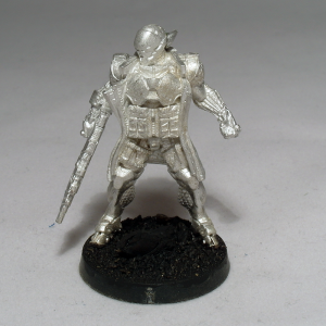 Authorised Bounty Hunter with Boarding Shotgun (work in progress) - click to enlarge