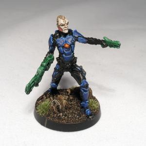 Kamael Light Infantry with Spitfire - click to enlarge