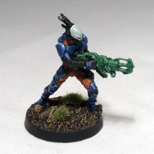 Sakiel with Spitfire - click to enlarge