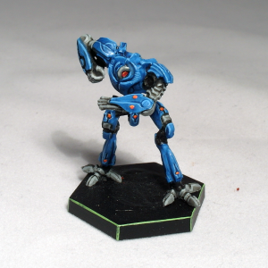 Dreadball Robot Guard - click to enlarge
