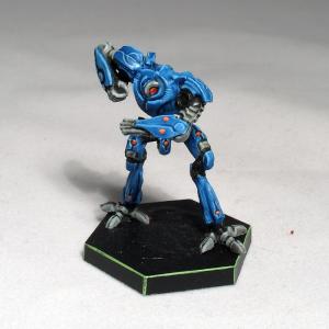 Dreadball Robot Guard - click to enlarge