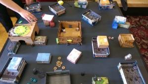 Game 1 - Turn 2