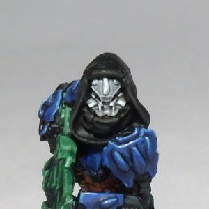 Kotail helmet detail - click to enlarge