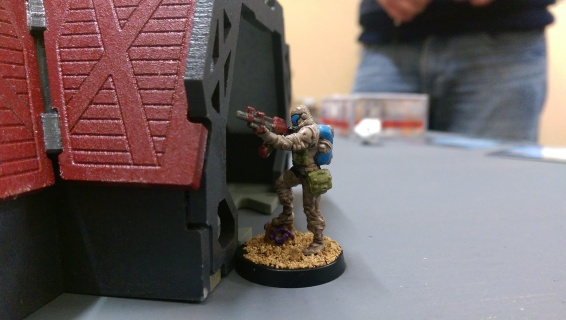 Craig's Muyib, who was standing in for a Ghulam with Light Grenade Launcehr