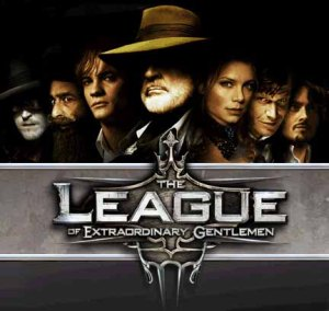 This wasn't our league, but we *are* all extraordinary gentlemen...
