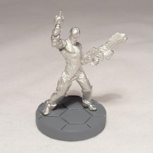 Deva with Spitfire (work in progress) - click to enlarge