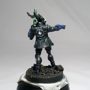 Tohaa Kaeltar Specialist (work in progress) - click to enlarge