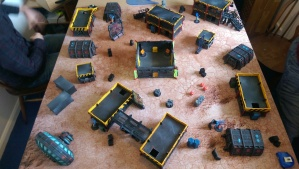 Table 1 - Round 1 (Coffin Raiders) - click to enlarge