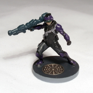 Agema Marksman with Missile Launcher (work in progress) - click to enlarge