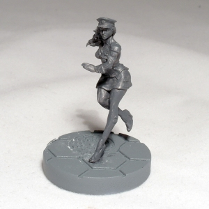 Naval Officer (work in progress) - click to enlarge