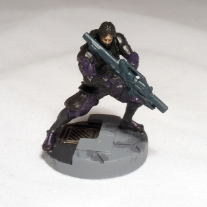 Thrasymedes with Light Rocket Launcher (work in progress) - click to enlarge