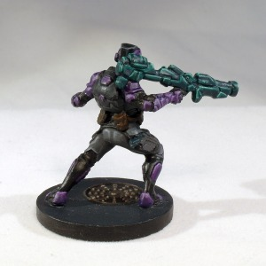 Agema Marksman with Missile Launcher - click to enlarge