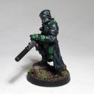 Authorised Bounty Hunter conversion - click to enlarge