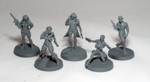 SAR Angels team (work in progress) - click to enlarge