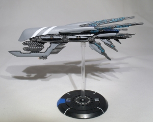 Bellepheron Class Carrier (work in progress) - click to enlarge