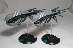 Orpheus and Ganymede class Troopships - click to enlarge