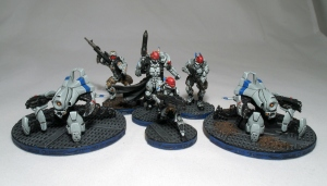 Neoterra Capitaline Army - click to enlarge