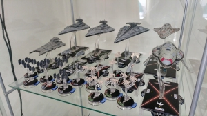 Star Wars Armada Fleet - click to enlarge