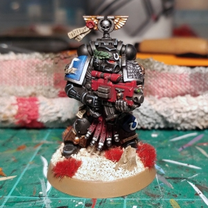 Deathwatch Space Marine - click to enlarge