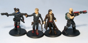 Hero Forge custom models - click to enlarge