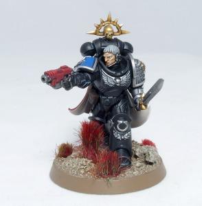 Deathwatch Primaris Watch Captain