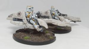 BARC Speeders