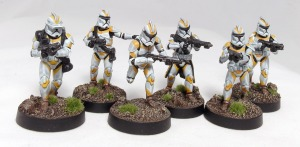 Phase 1 Clones with DP-23 Blaster