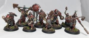 Iron Golem warband