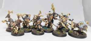 Untamed Beasts warband